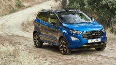 Ford EcoSport 2018: la prova della trazione integrale - Immagine: 1
