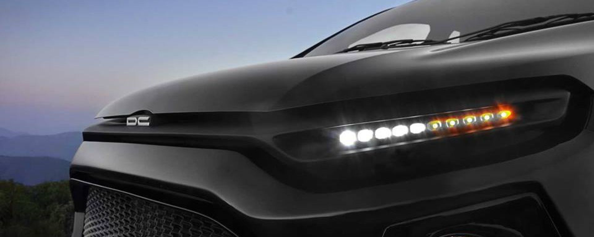 Ford EcoSport DC Design
