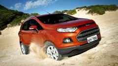 Ford EcoSport, debutto in Brasile - Immagine: 1