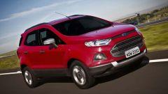 Ford EcoSport, debutto in Brasile - Immagine: 11