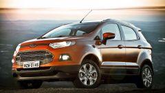 Ford EcoSport, debutto in Brasile - Immagine: 13