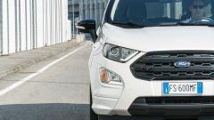 Ford EcoSport diesel vista dinamica calandra