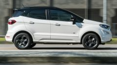 Ford EcoSport diesel vista dinamica laterale