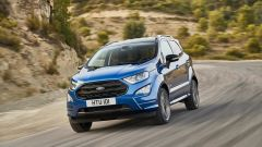 Ford EcoSport 2018, nuovo turbodiesel e trazione integrale - Immagine: 6
