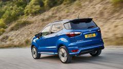 Ford EcoSport 2018, nuovo turbodiesel e trazione integrale - Immagine: 4