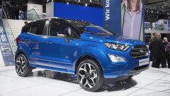 Ford EcoSport 2018, nuovo turbodiesel e trazione integrale - Immagine: 9