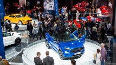 Ford EcoSport 2018, nuovo turbodiesel e trazione integrale - Immagine: 10