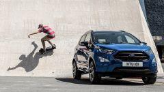 Ford EcoSport 2018, nuovo turbodiesel e trazione integrale - Immagine: 15