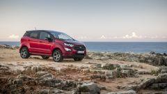 Ford EcoSport 2018, nuovo turbodiesel e trazione integrale - Immagine: 29