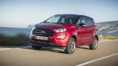 Ford EcoSport 2018, nuovo turbodiesel e trazione integrale - Immagine: 30