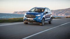 Ford EcoSport 2018, nuovo turbodiesel e trazione integrale - Immagine: 31