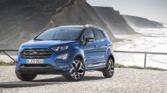 Ford EcoSport 2018, nuovo turbodiesel e trazione integrale - Immagine: 32