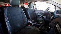 Ford Ecosport ST-Line: gli interni