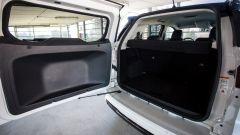 Ford Ecosport  ST-Line: il bagagliaio