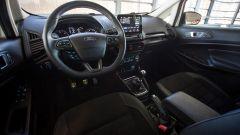 Ford Ecosport  ST-Line: la plancia