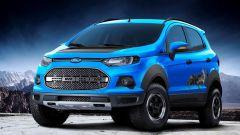 Ford EcoSport, variazioni sul tema - Immagine: 1