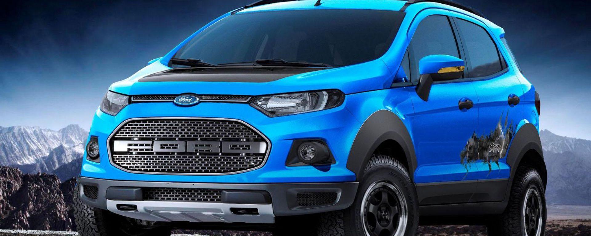 Ford EcoSport, variazioni sul tema