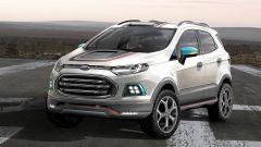 Ford EcoSport, variazioni sul tema - Immagine: 2