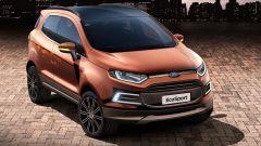 Ford EcoSport, variazioni sul tema - Immagine: 3