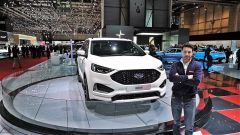 Ford Edge 2018: in video dal Salone di Ginevra 2018 - Immagine: 1
