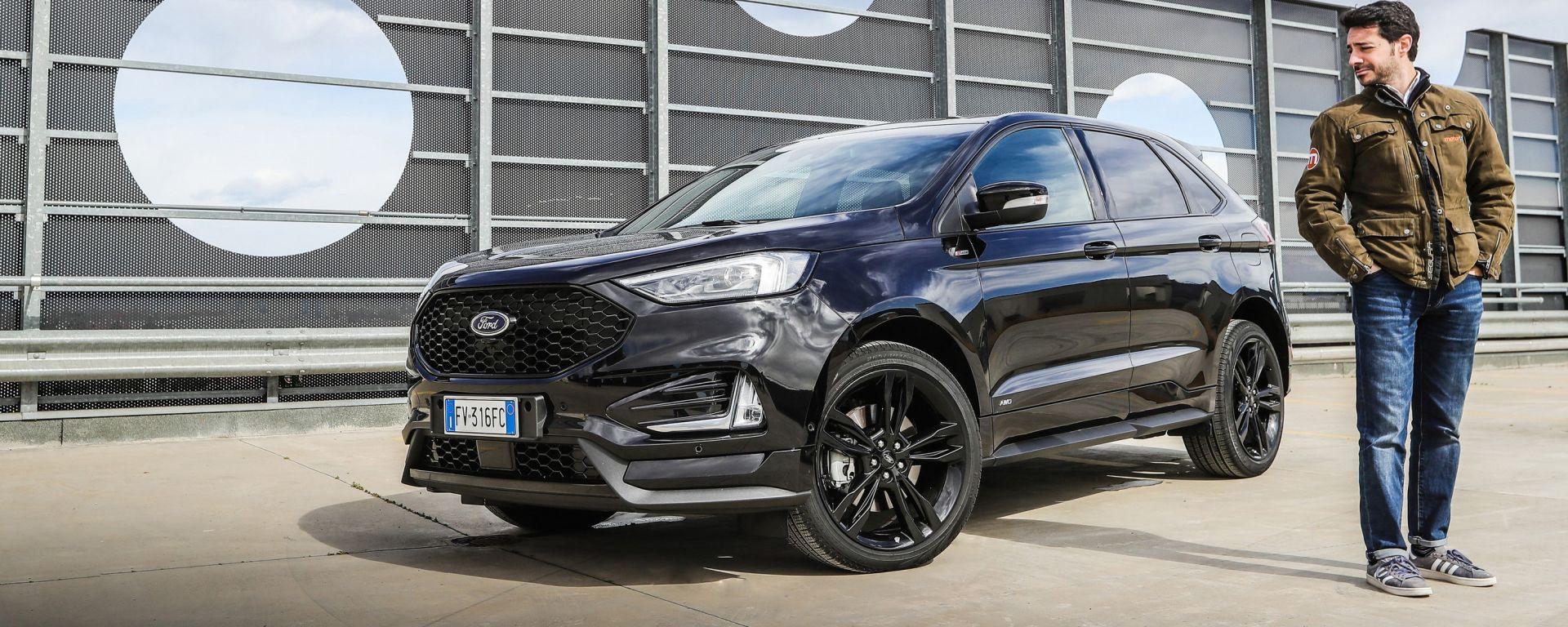 Ford Edge 2019: guida all'acquisto del maxi SUV venuto dall'America