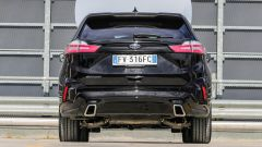 Ford Edge 2019: il posteriore