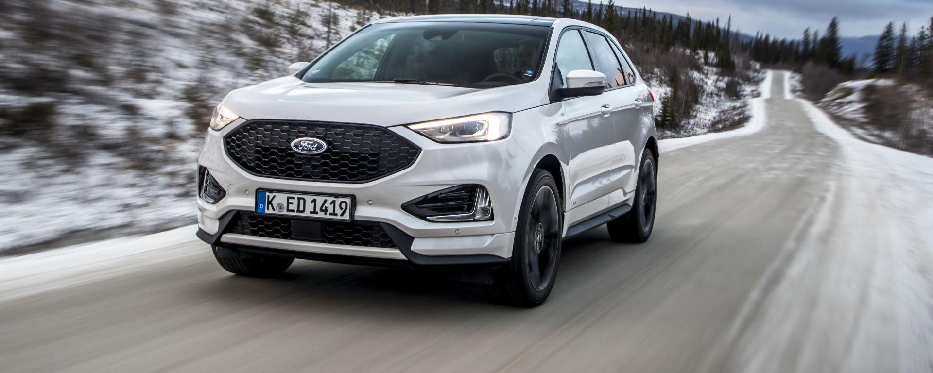 Ford Edge 2019: viaggi in prima classe ora con il Co-Pilot 360