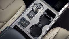 Ford Edge 2021 Titanium Elite: console centrale