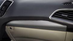 Ford Edge 2021 Titanium Elite: dettaglio abitacolo