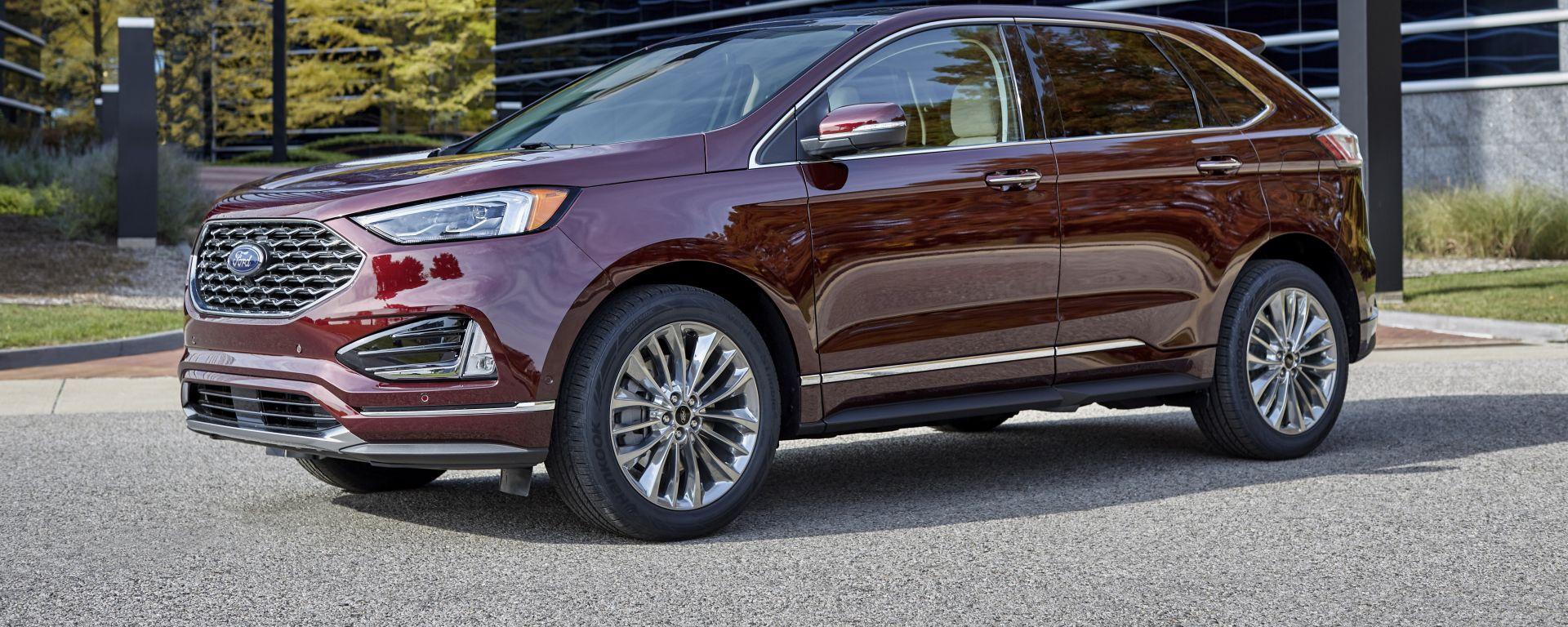 Ford Edge 2021 Titanium Elite