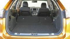 Ford Edge: a sedili reclinati si libera un piano lungo e piatto