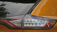 Ford Edge: anche le luci posteriori sono totalmente led