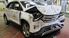 Ford Edge, cinque stelle nei crash test