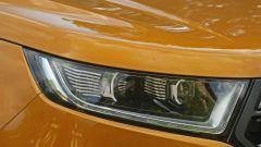Ford Edge: i fari sfruttano la tecnologia full led