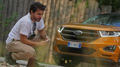 Ford Edge: la prova di Mark Grylls  - Immagine: 11