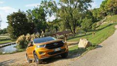 Ford Edge: la trazione integrale 4WD permette di arrampicarsi senza problemi