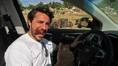 Ford Edge: Mark Gryll e il suo inseparabile coltellino svizzero