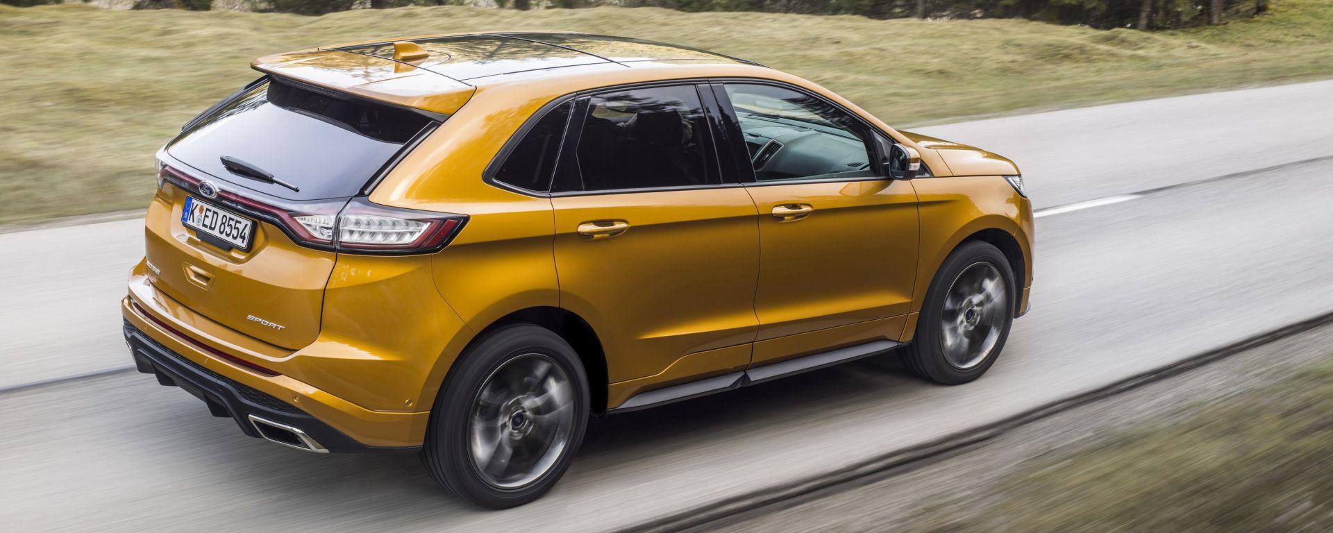 Ford Edge: come è fatta e come va