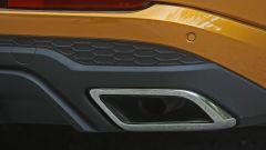 Ford Edge: sensori di parcheggio e cornice cromata per i terminali