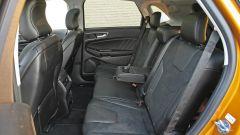 Ford Edge: tanto spazio anche per chi siede dietro