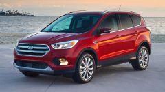 Ford Escape 2018: vista 3/4 anteriore