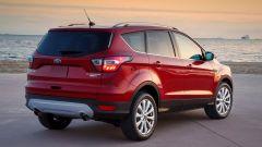 Ford Escape 2018: vista 3/4 posteriore