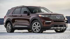 Ford Explorer 2019 Detroit