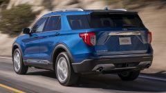 Ford Explorer CES 2019