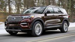 Ford Explorer novità CES 2019