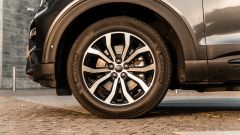 Ford Explorer PHEV ST line 2020: dettaglio del cerchio