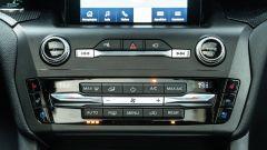 Ford Explorer PHEV ST line 2020: i comandi clima