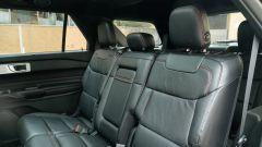 Ford Explorer PHEV ST line 2020: i sedili della seconda fila
