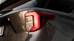 Ford Explorer PHEV ST line 2020: il gruppo ottico posteriore
