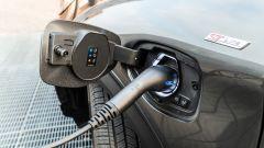 Ford Explorer PHEV ST line 2020: la presa di ricarica